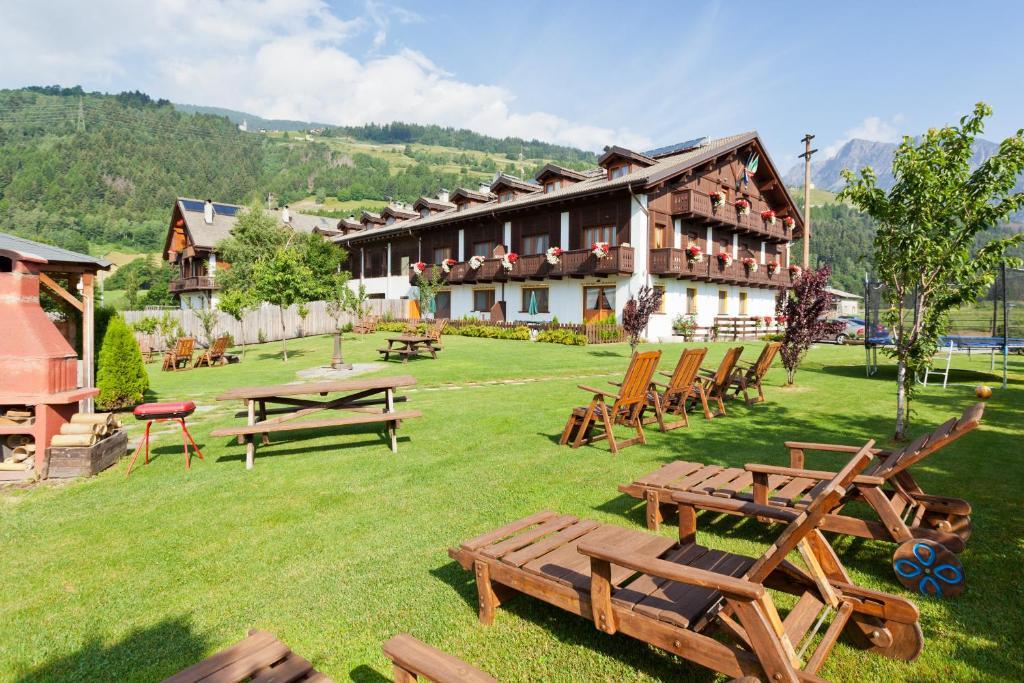 Ben noto Chalet Stelle Di Neve (Italia Bormio) - Booking.com OT93