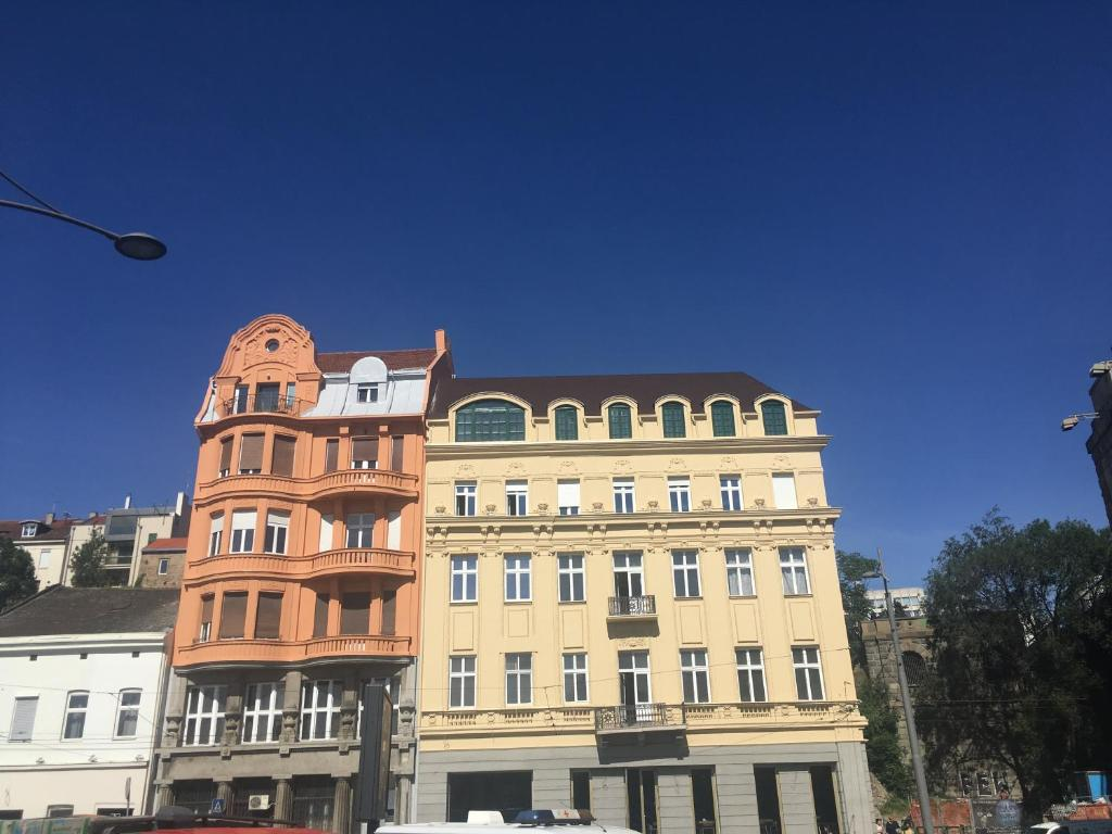 Studio apartment sreca belgrade serbia for Hotel belgrado