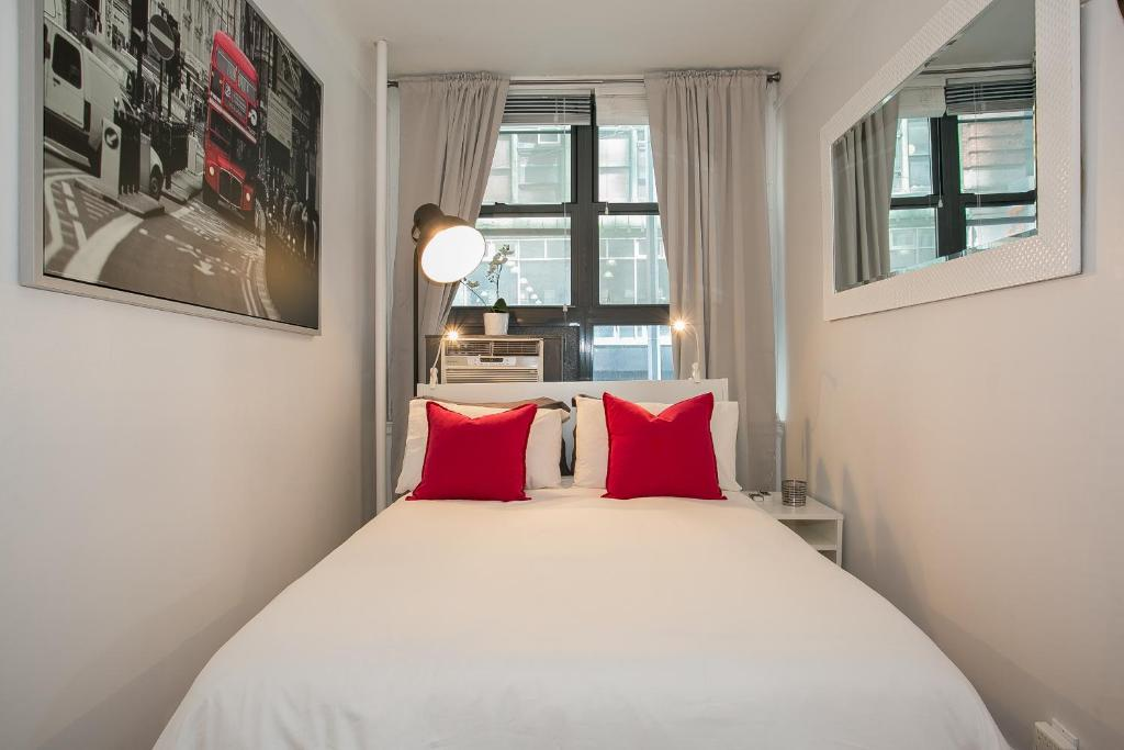 apartment one bedroom. Gallery image of this property One Bdrm Apartment Times Square  New York City NY Booking com