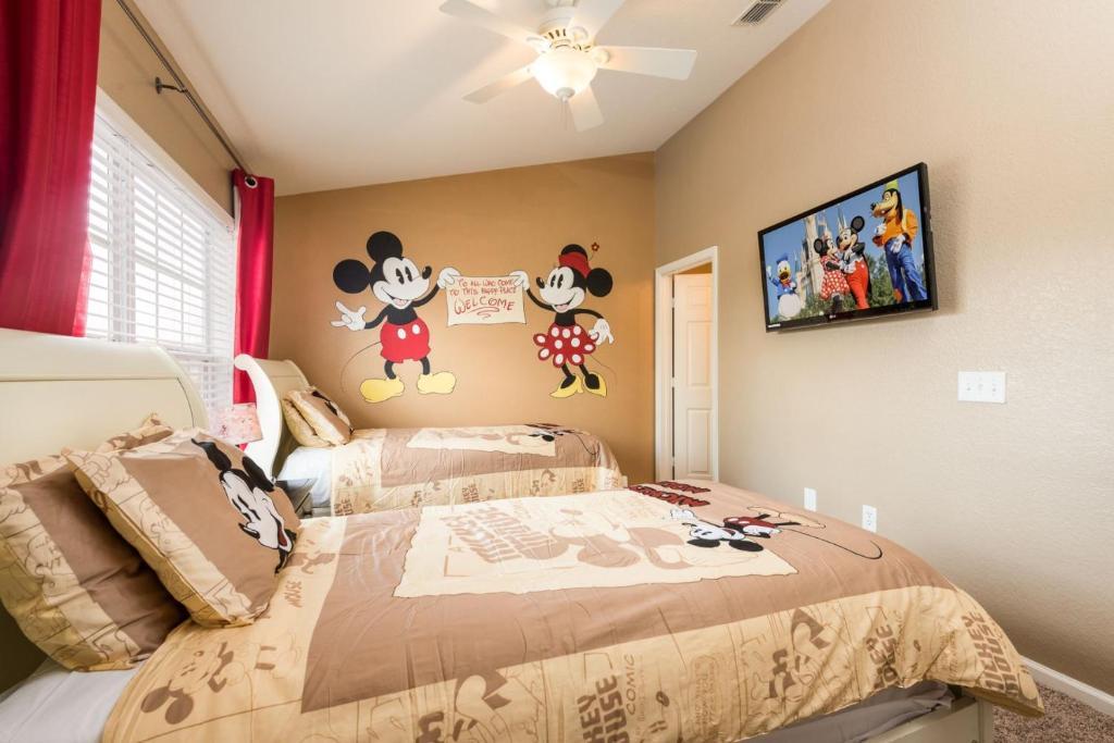 Windsor Wonderland Home, Orlando – Precios actualizados 2018