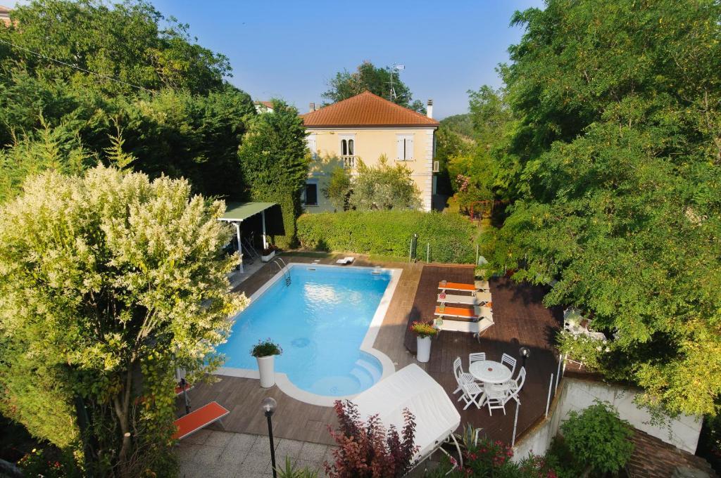 B&B Villa Le Terrazze, Mondaino – Prezzi aggiornati per il 2018
