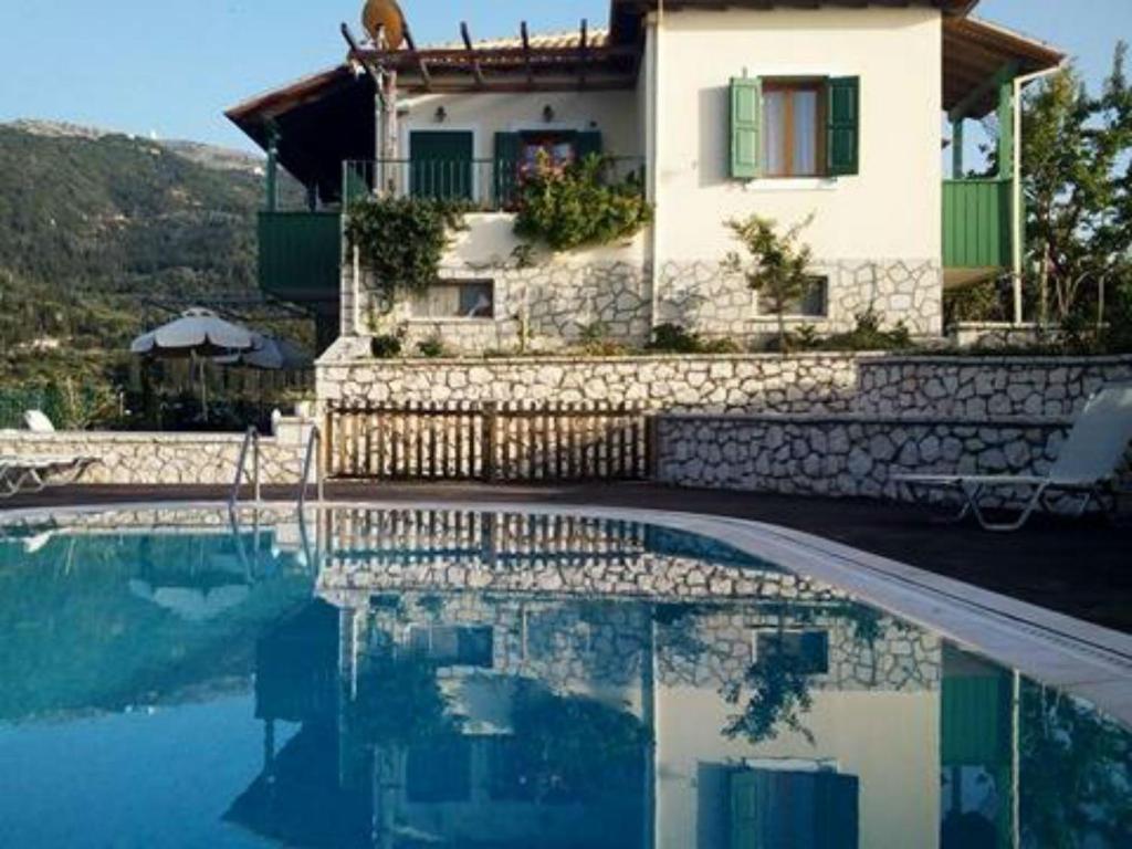 Villa Milia, Agios Nikitas, Greece - Booking com