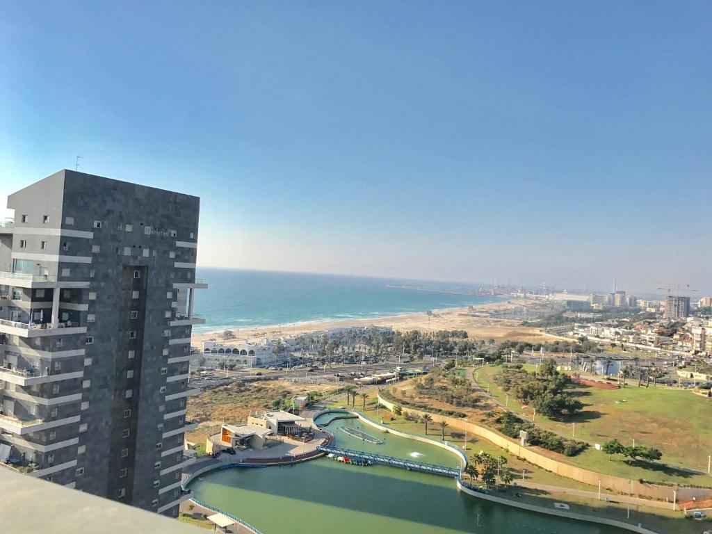 Ashdod Marina: Apartment Penthouse Marina, Ashdod, Israel