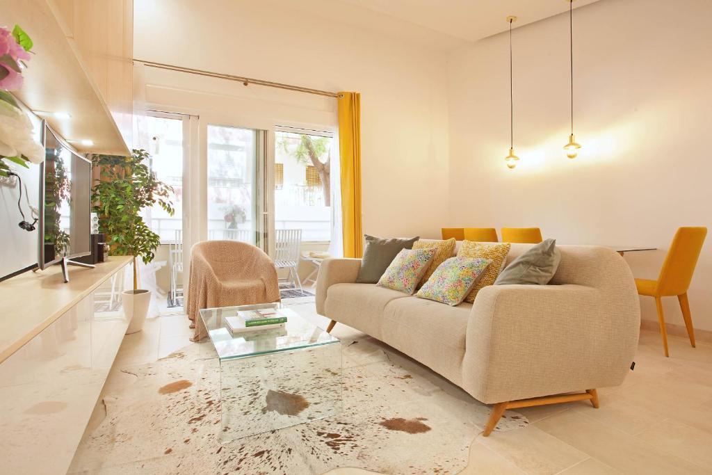 Снять квартиру для отдыха в испании