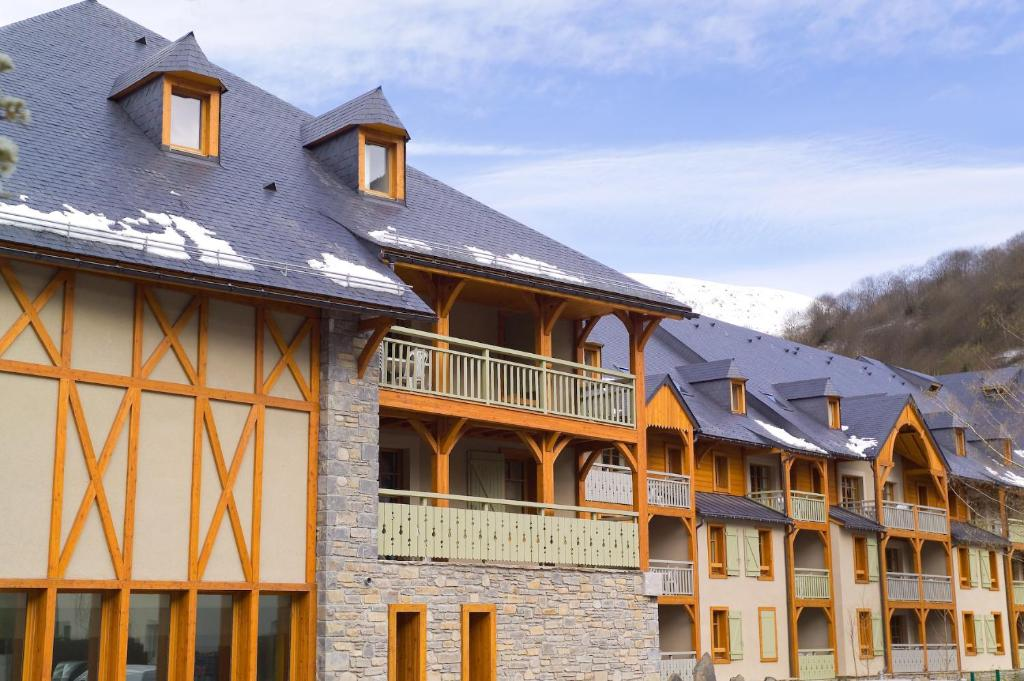 Hotel St Lary Village