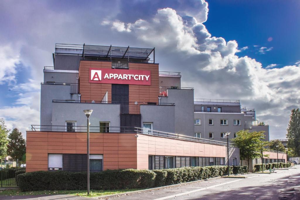Aparthotel appart 39 city paris fran a alfortville for Appart city