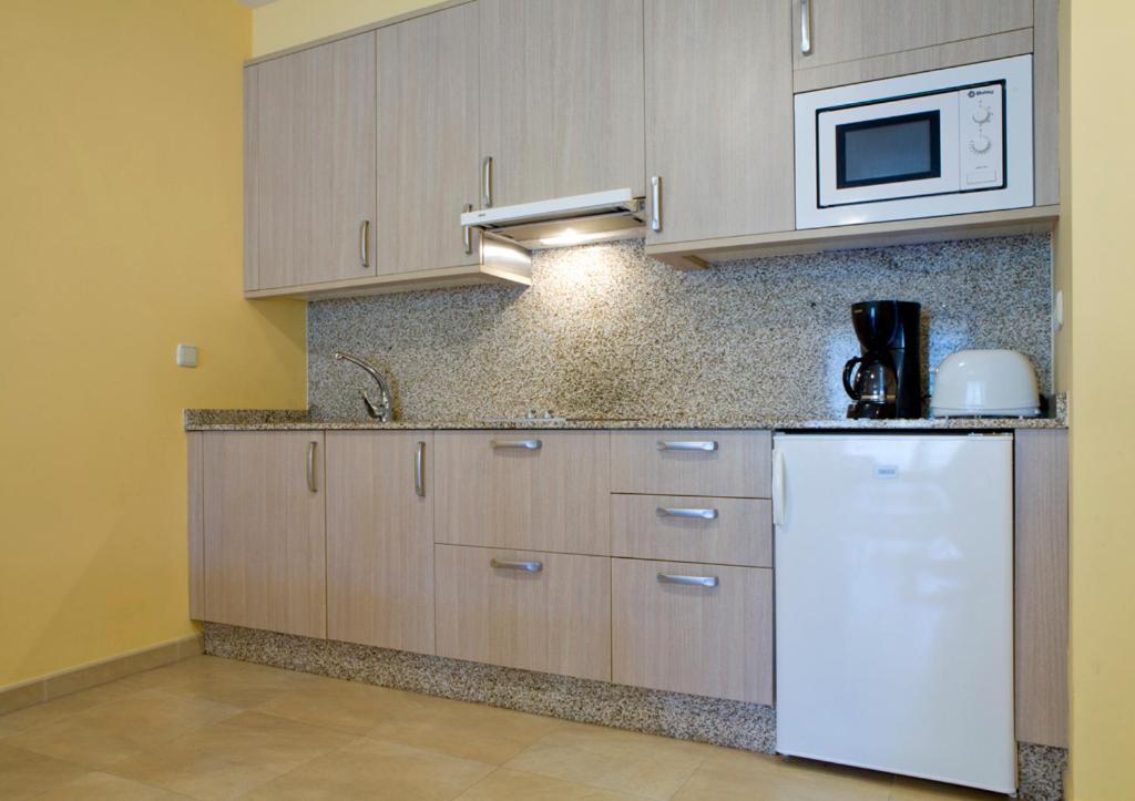 gran imagen de Apartamentos La Rana