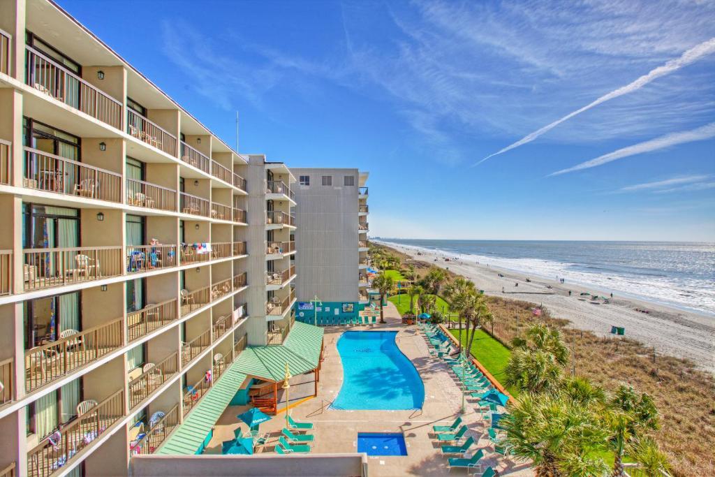 North Shore Oceanfront Resort Hotel, Myrtle Beach, SC - Booking.com