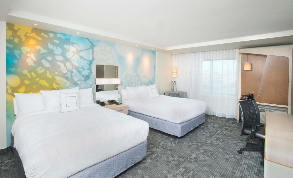 Hotel Courtyard by Marriott Redwood City (USA Redwood City ...