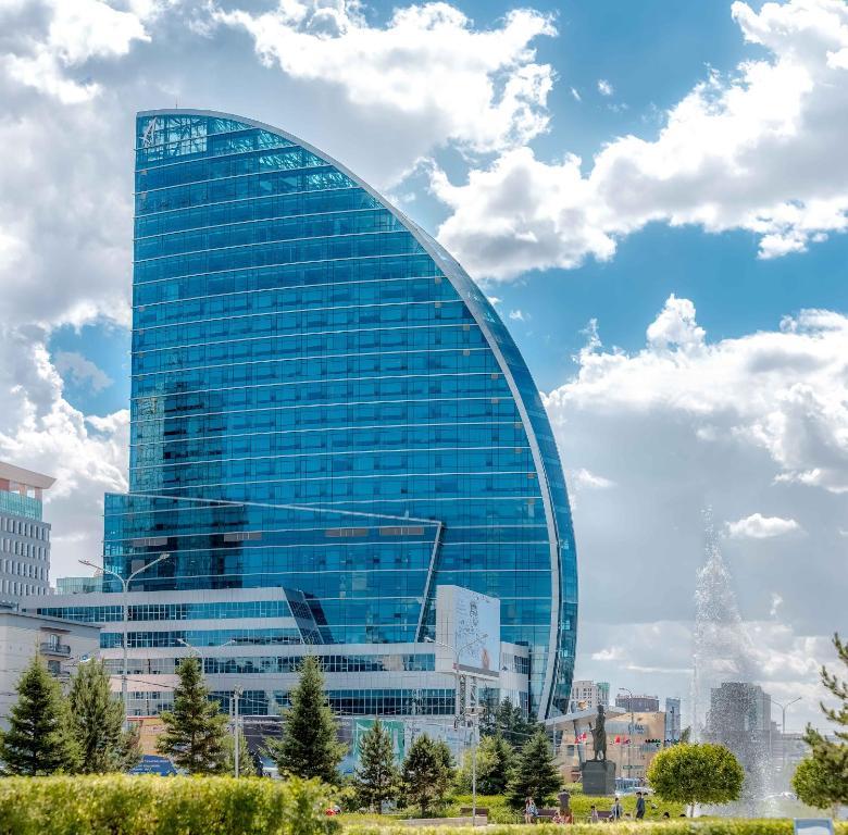 ザ ブルースカイ ホテル アンド タワー(The Blue Sky Hotel and Tower)