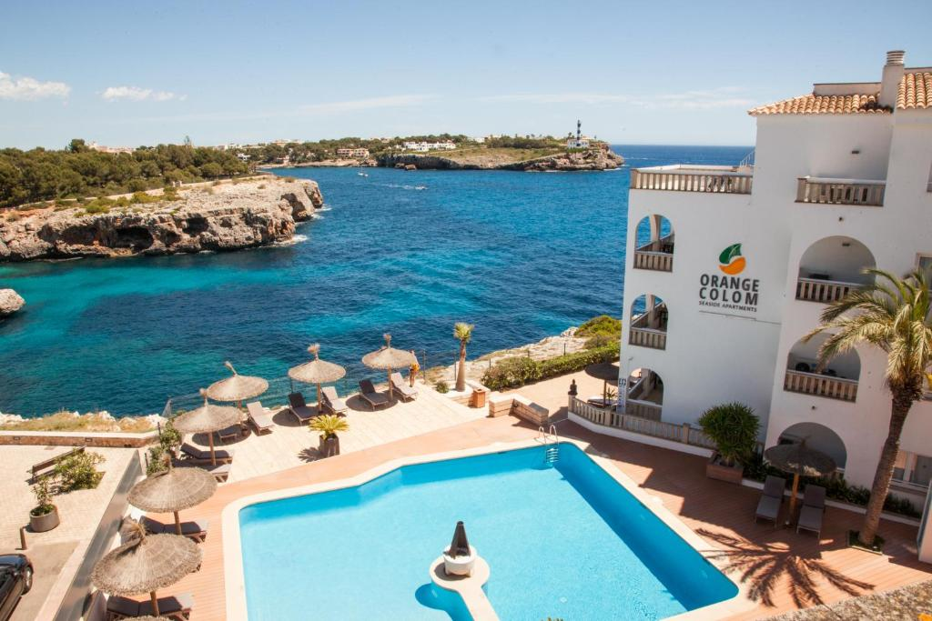 Apartments In Calas De Mallorca Majorca