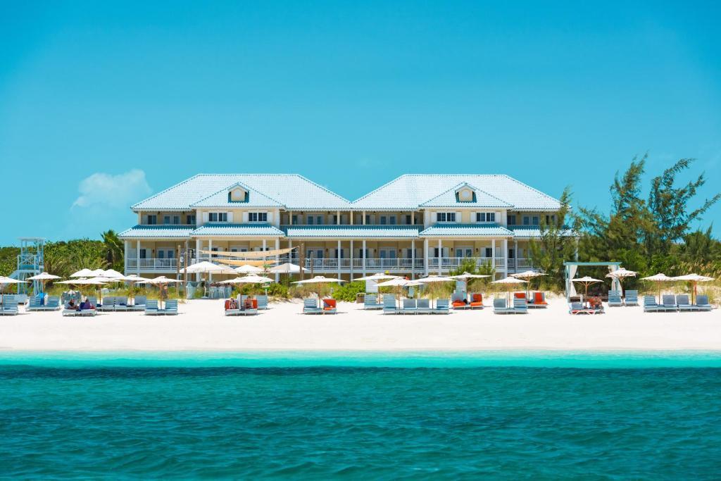 Hotel Beach House Grace Bay Turks  Caicos Islands  Bookingcom