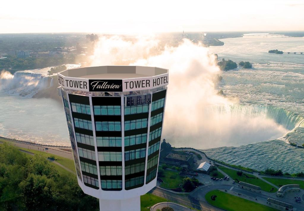 Hotel The Tower At Fallsview, Niagara Falls, Canada