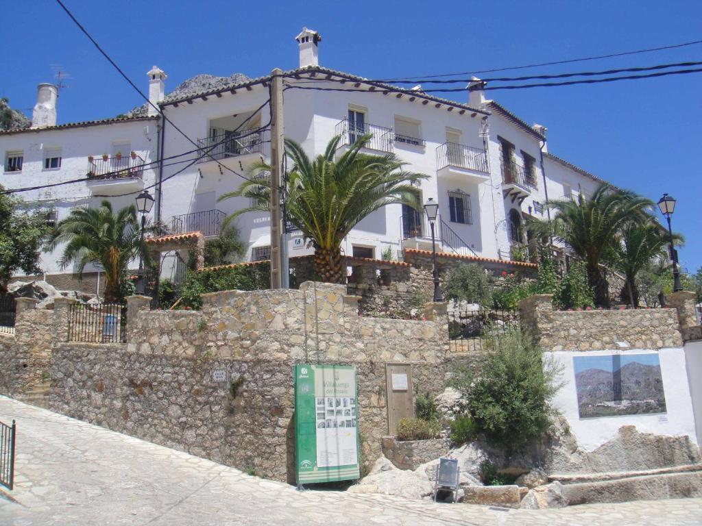 Apartments In Benaocaz Andalucía