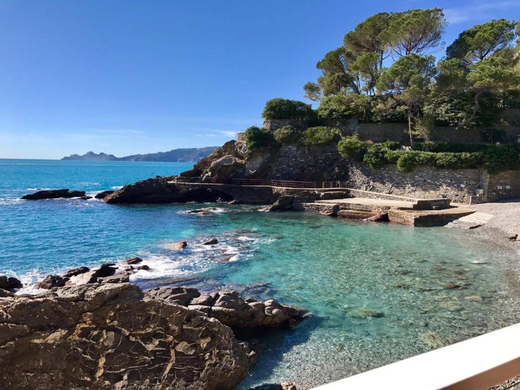appartamento la casa sulla spiaggia italia zoagli
