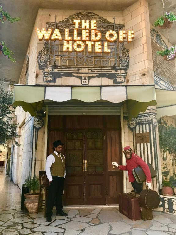 ザ ウォールド オフ ホテル(The Walled Off Hotel)