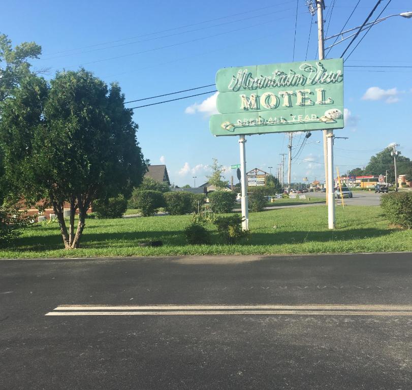 Mountain View Motel Maryville Tn