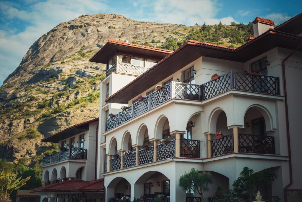 novy svet  Novy Svet Vintage-Hotel (Crimea Novyi Svit) -