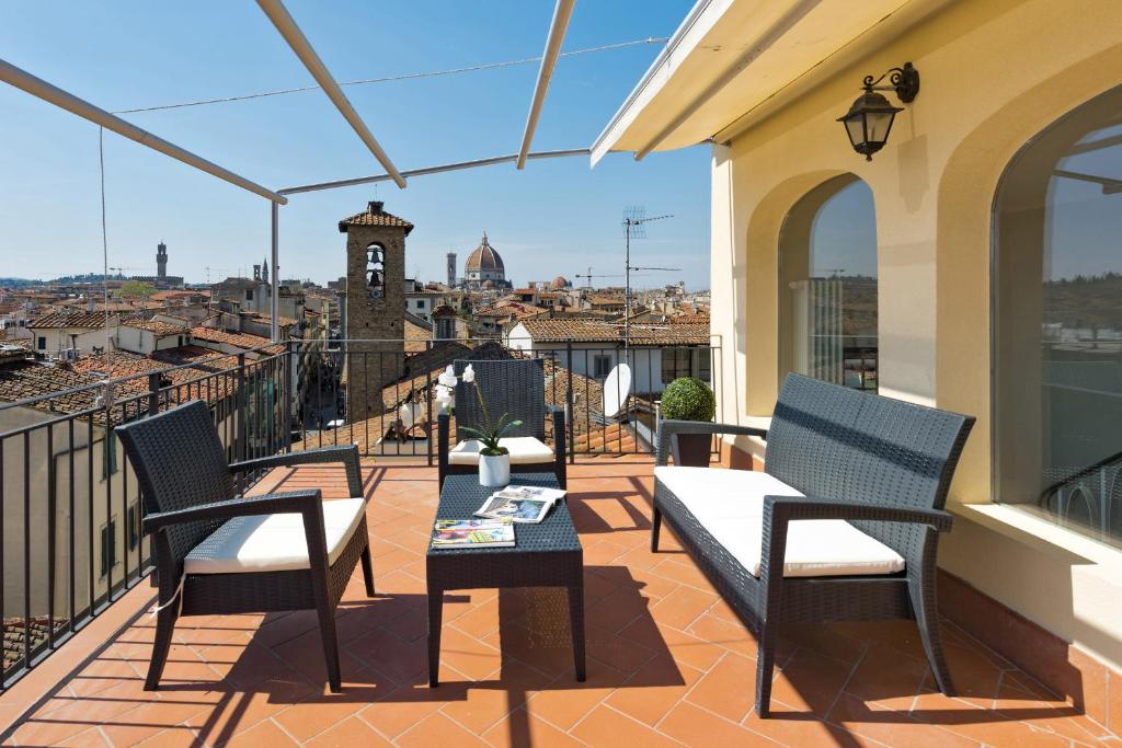 Apartments Florence La terrazza, Italy - Booking.com