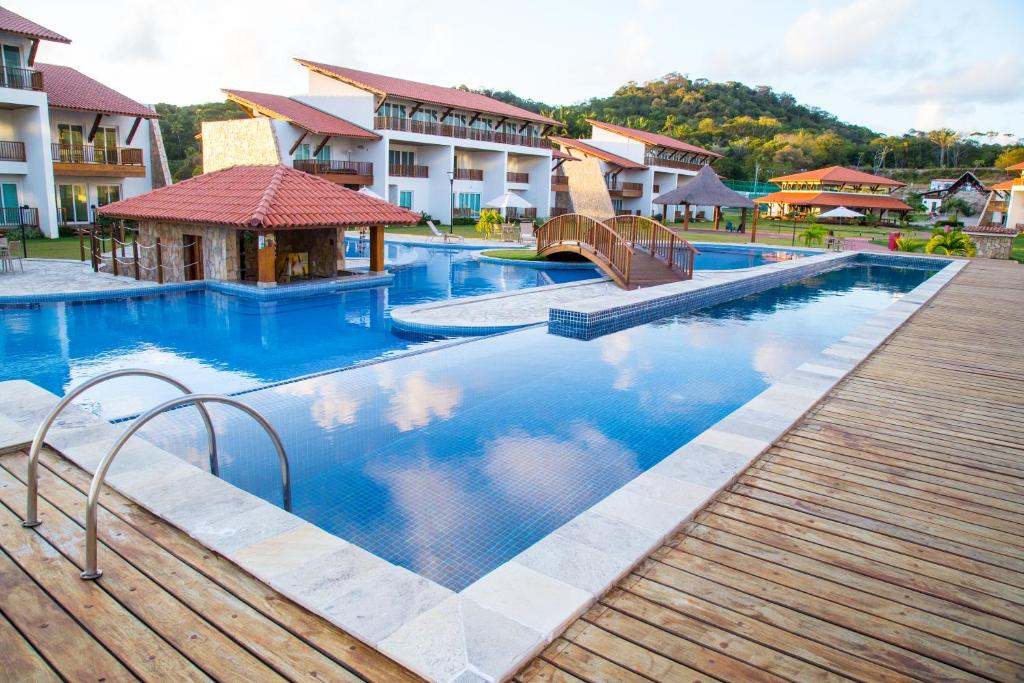 The swimming pool at or near Club Meridional - Praia dos Carneiros