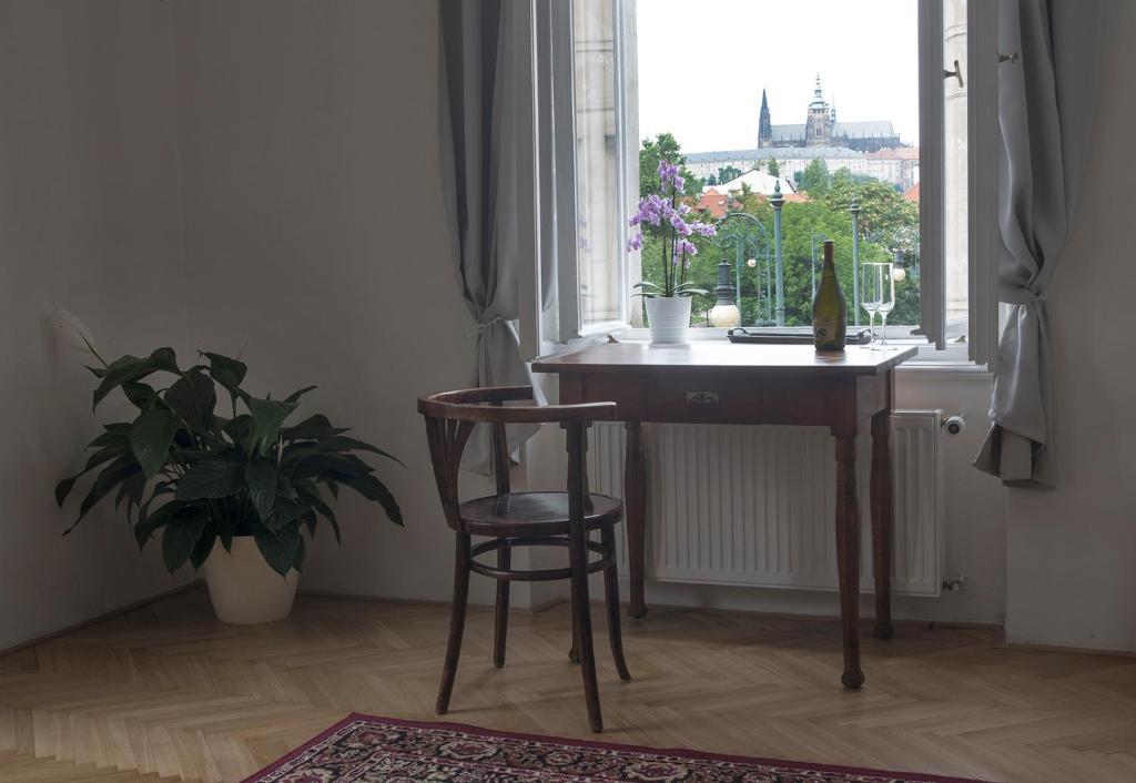 Ferienhaus 150m2 Lux. Flat - Castle View, Breakfast incl ...