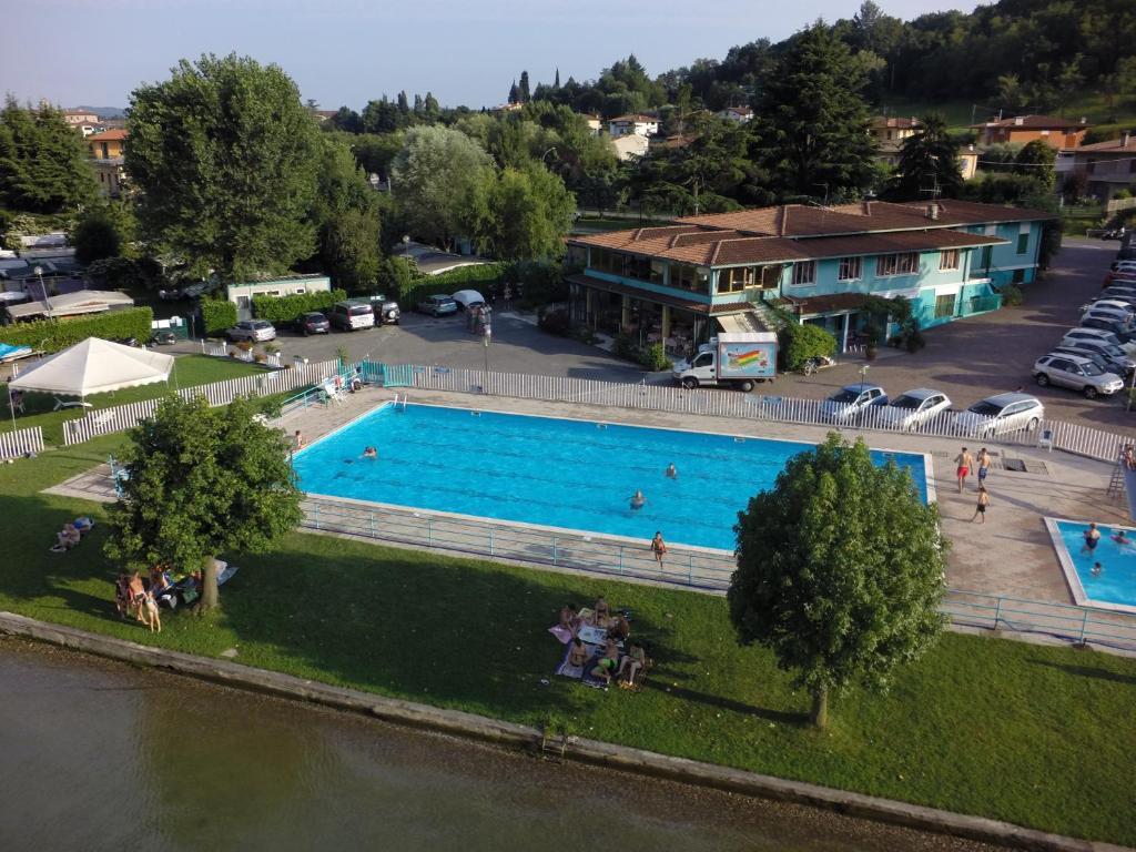 Hotel Aquarium, Clusane sul Lago, Italy - Booking.com