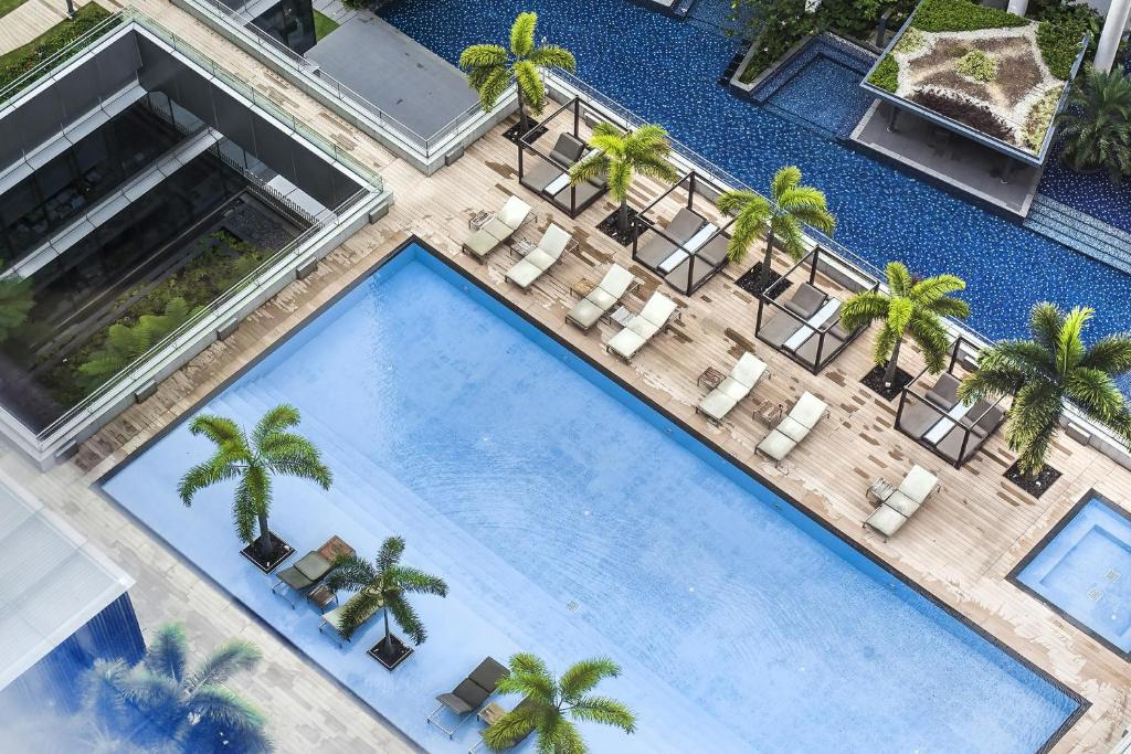 Oasia Hotel Novena Singapore By Far East Hospitality Singapura