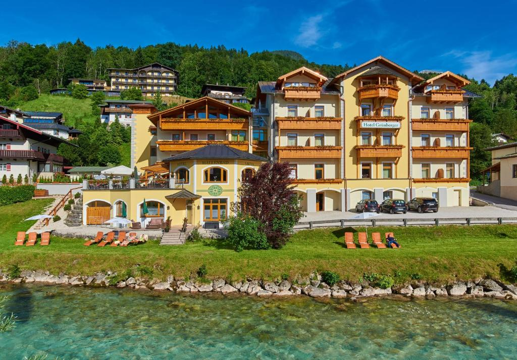 hotel gr nberger berchtesgaden germany. Black Bedroom Furniture Sets. Home Design Ideas