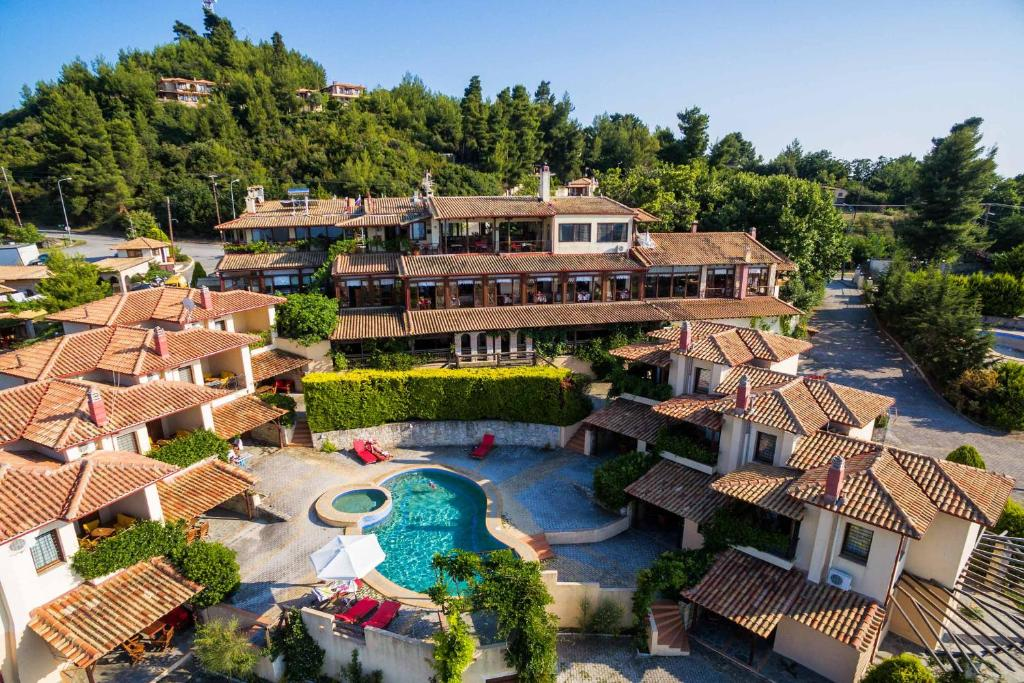 Rooms: Akritas Ef Zin Villas & Suites, Paliouri, Greece