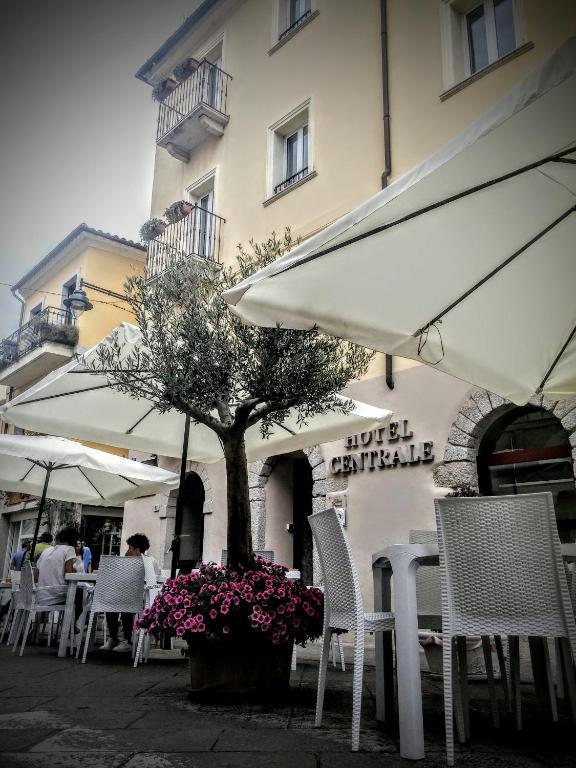 ホテル チェントラーレ(Hotel Centrale)
