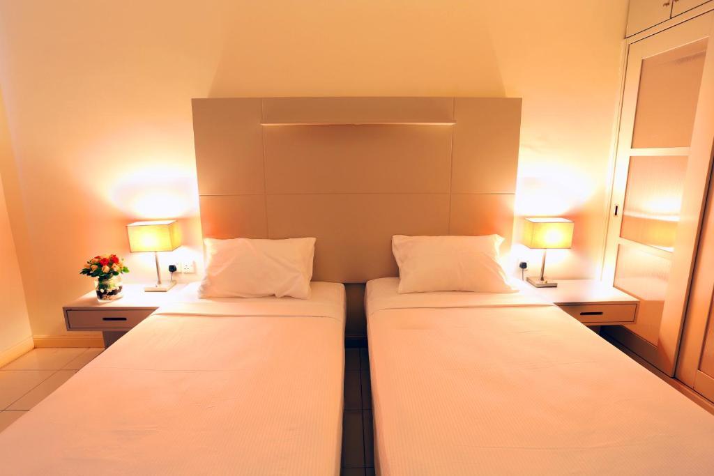 jinhold service apartment, kuching, malaysia - booking