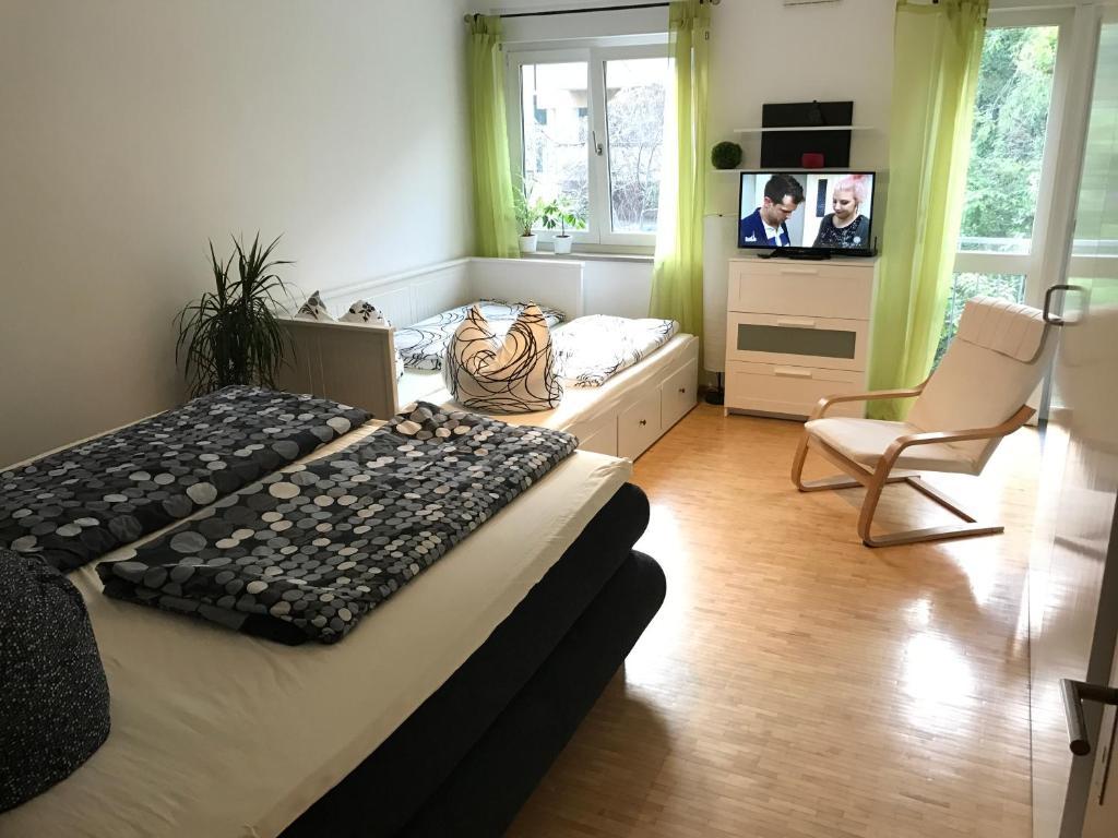Apartment City Wohnung Halle am Markt, Halle an der Saale, Germany ...