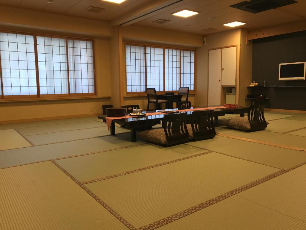 Matsui Honkan, Kyoto (Japan) Rooms