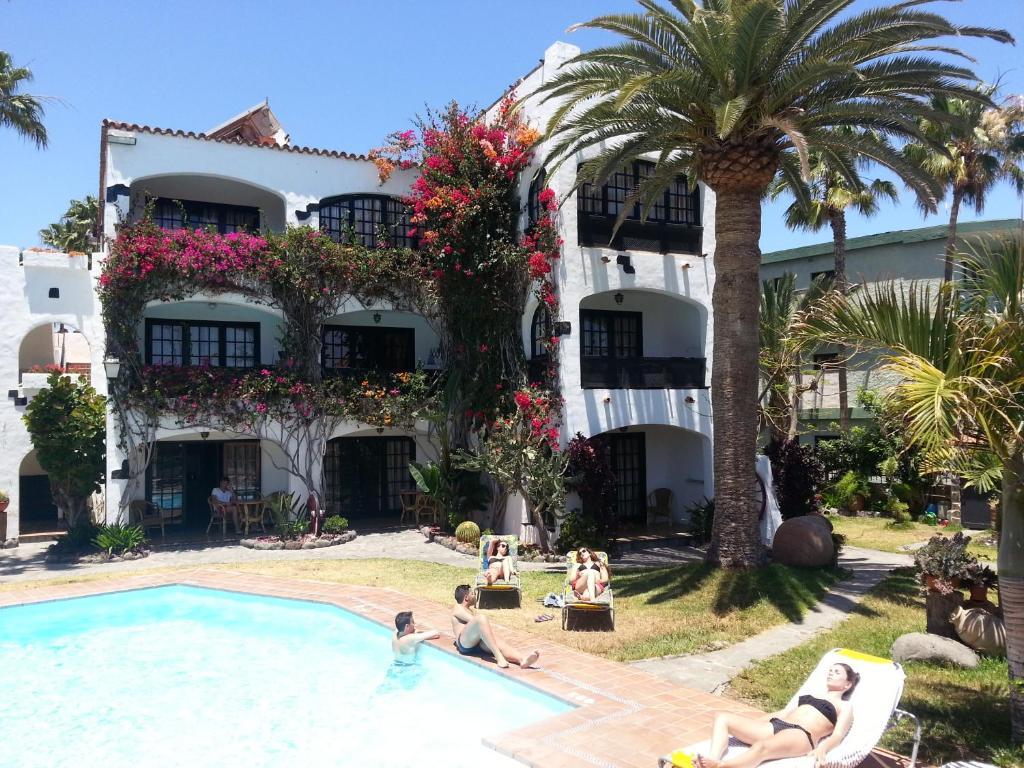 Apartamentos el chaparral playa del ingles spain - Apartamentos monterrey playa del ingles ...