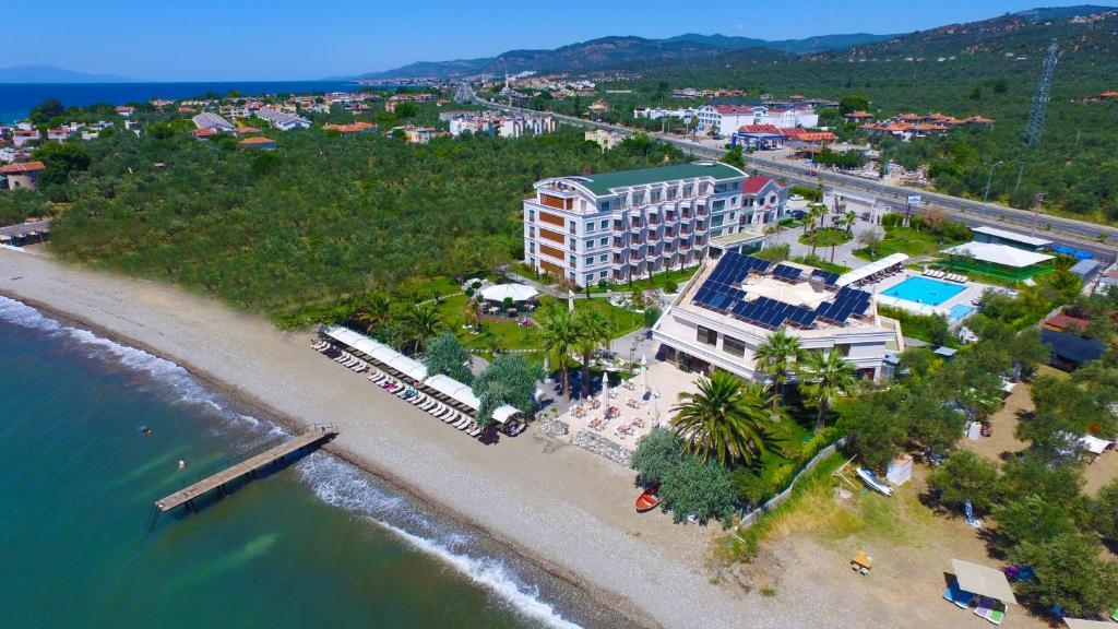 13b6a09843b42 Rawda Resort Hotel Altinoluk, Altınoluk, Turkey - Booking.com