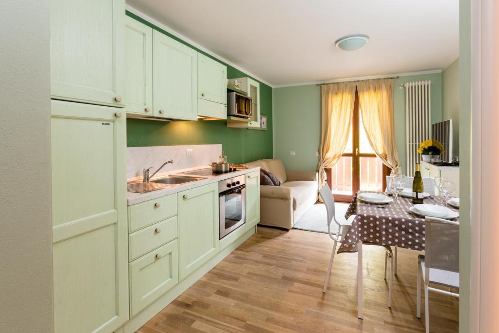 Nearby hotel : Residence Rta La Rosa delle Dolomiti