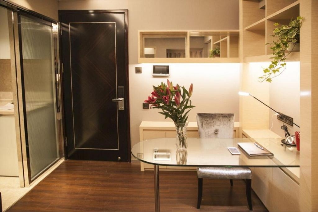 Shenzhen U- Home Apartment Binhe Ti, China - Booking.com