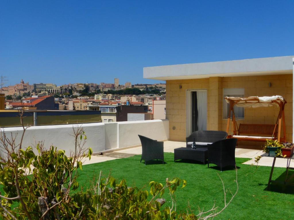 Appartamento Il prato sul terrazzo (Italia Cagliari) - Booking.com