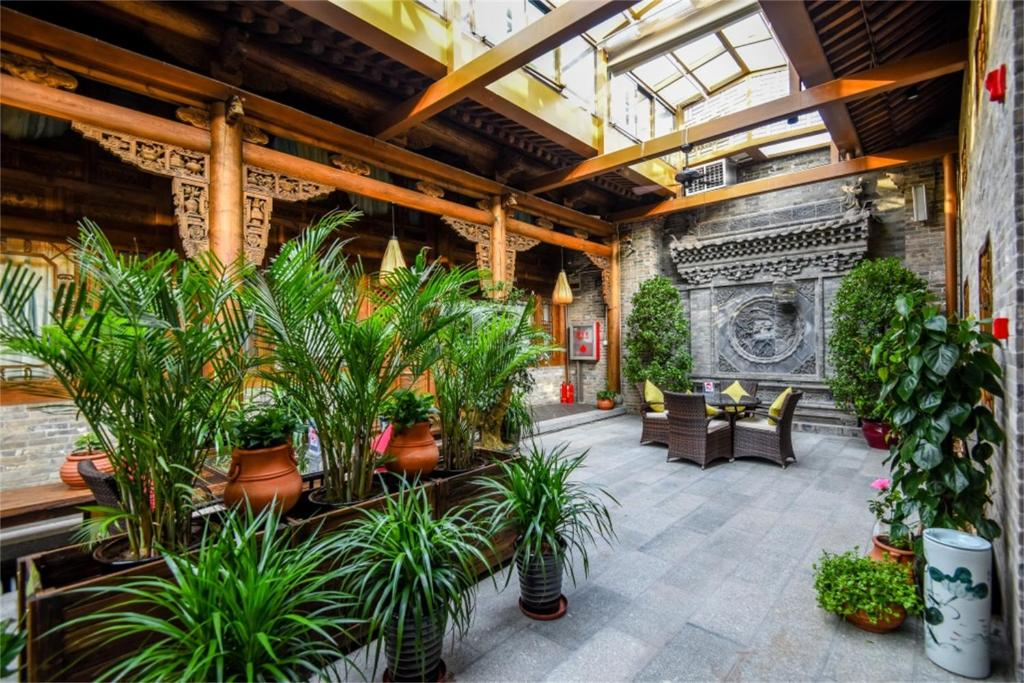 Water Hotel, Pingyao, China - Booking.com