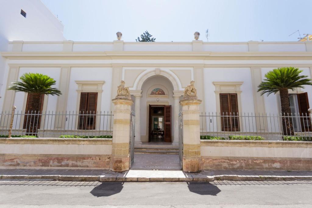 Villa Degli Angeli, Santa Maria al Bagno, Italy - Booking.com