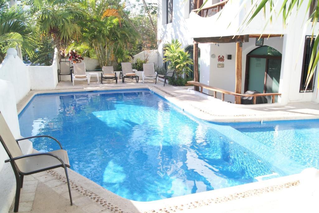 Apartment casa del sol playa del carmen mexico - Casa de playa ...