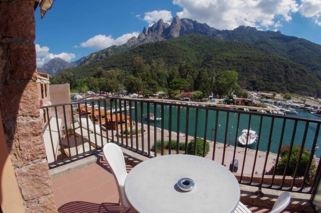 Carte Corse Porto Ota.Hotel Le Romantique Porto Ota France Booking Com