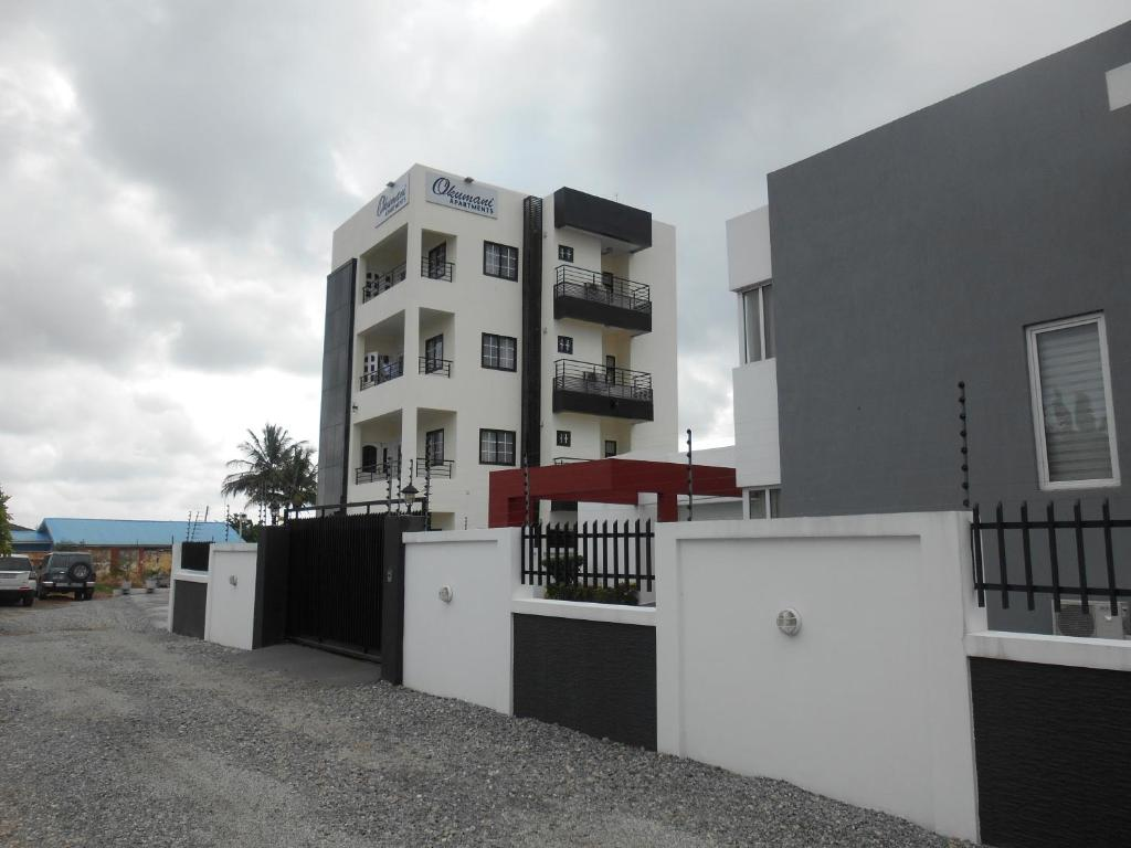 Okumani Apartments, Accra - Updated 2019 Prices