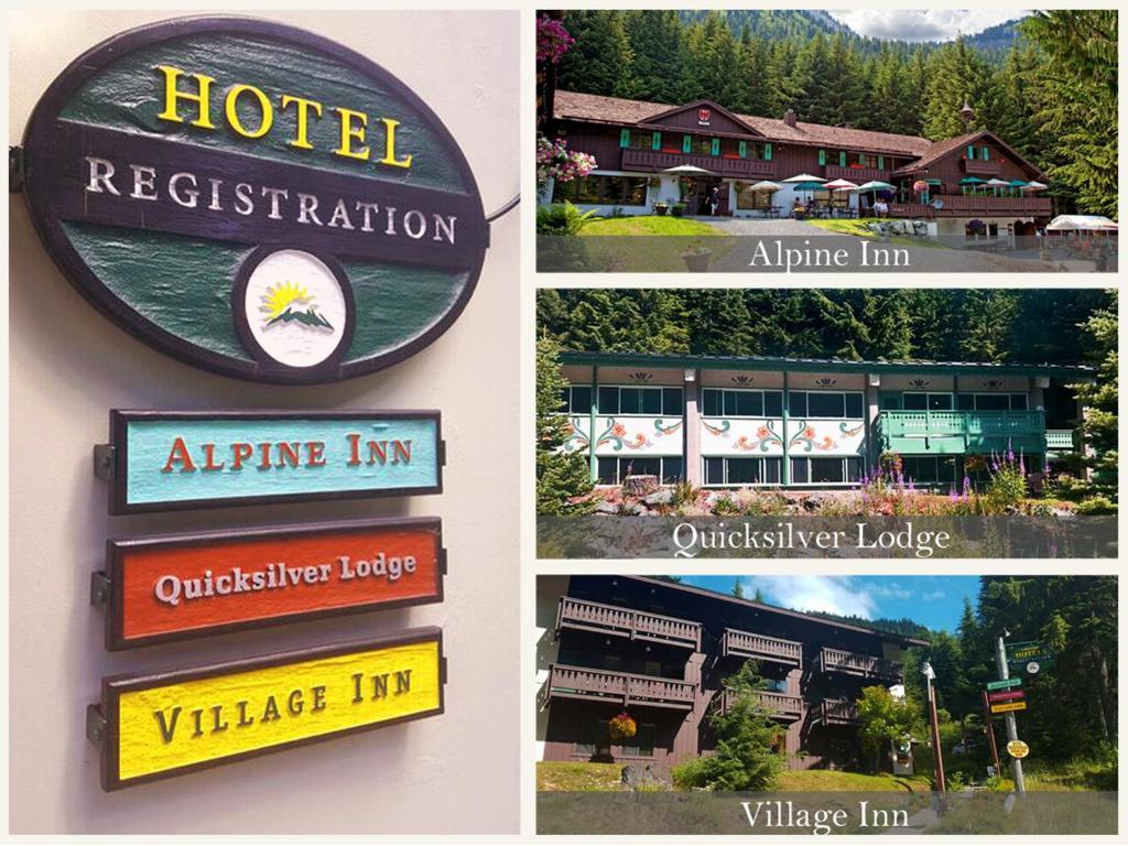 crystal mountain hotels, wa - booking