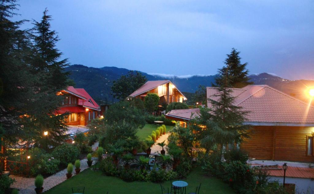 Chalets Naldehra Shimla India Booking Com