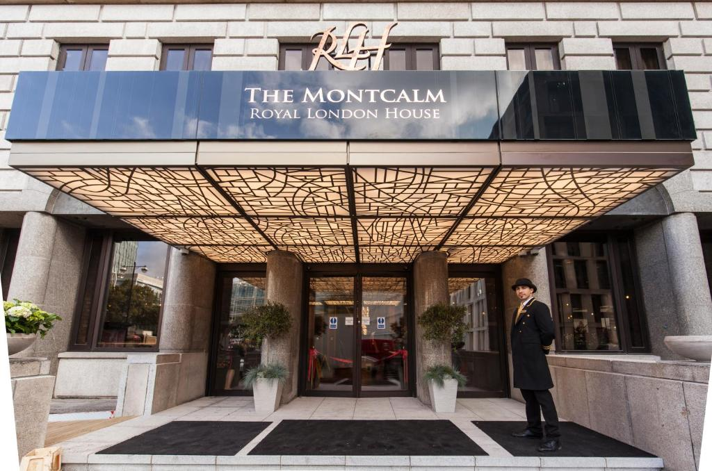 The Montcalm Royal London House -City of London.
