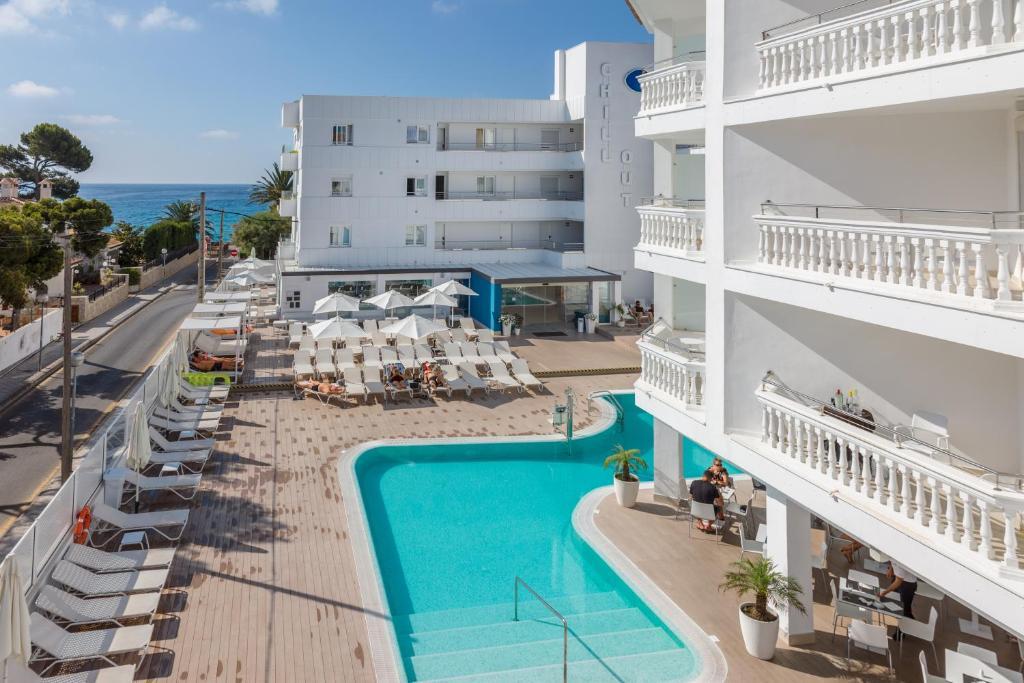 Hotel Triton Beach Spanien Cala Ratjada Bookingcom