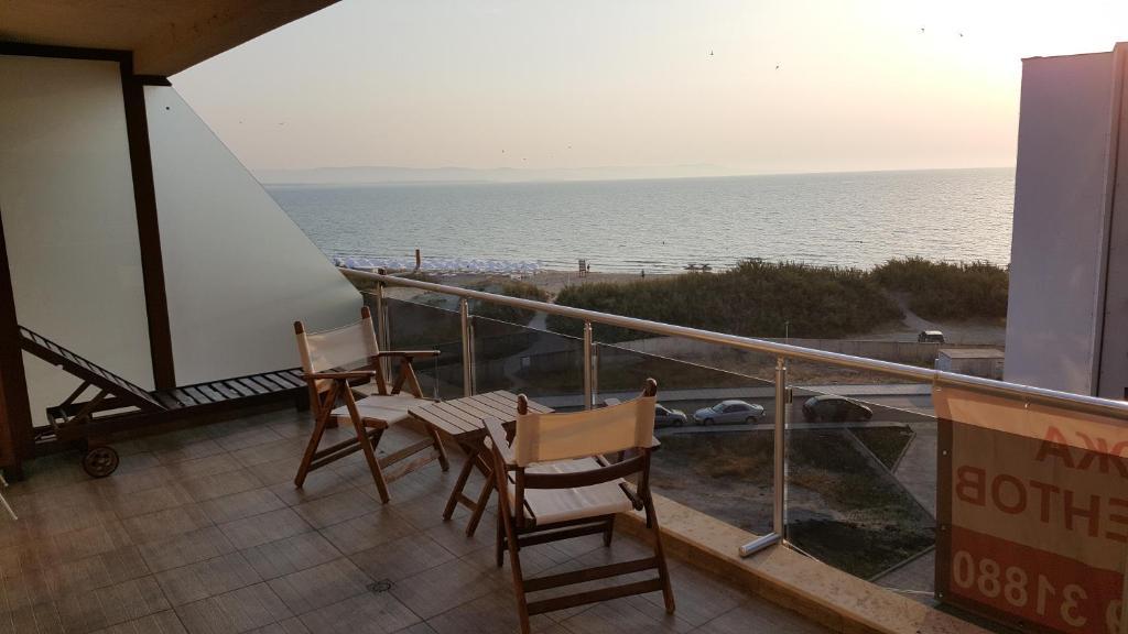 Хотел Pomorie Bay Aparthotel - Поморие