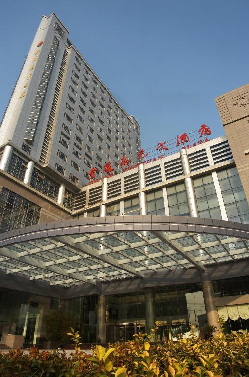 金陵晶元プラザ(Jinling Jingyuan Plaza)