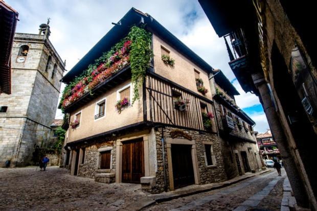 Casa de Campo La Esquina de Animas (Espanha La Alberca ...